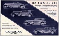 Carrozzeria Castagna - воскрешение итальянской марки