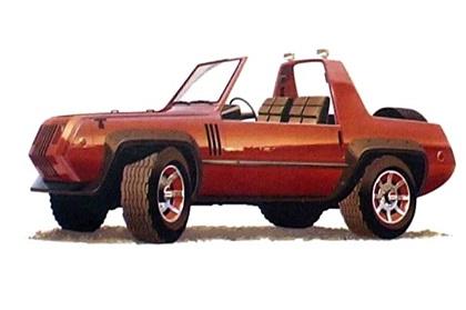 1979 Jeep Jeepster II