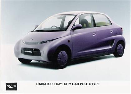 1995 Daihatsu FX-21