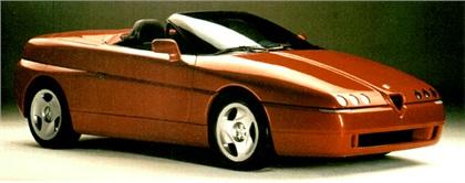 1991 Alfa Romeo Proteo (Stola)