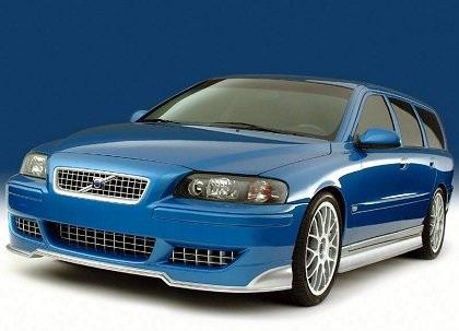 2000 Volvo PCC2