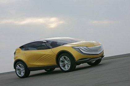 2007 Mazda Hakaze