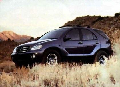 1996 Mercedes-Benz AAV