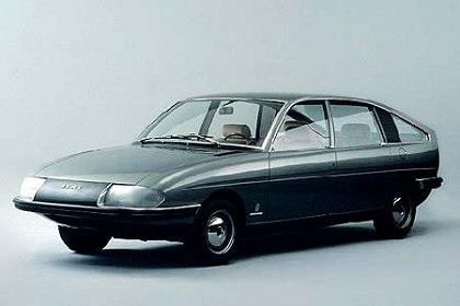 1968 Pininfarina BLMC 1100
