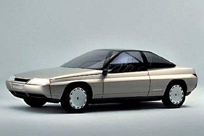 1985 Peugeot Griffe 4 (Pininfarina)