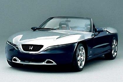 1995 Honda Argento Vivo (Pininfarina)