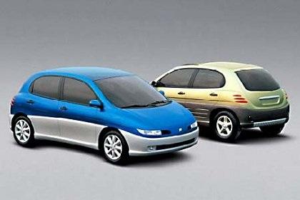 1996 Fiat Sing e Song (Pininfarina)