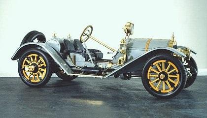 1911 Mercer Type 35 Raceabout