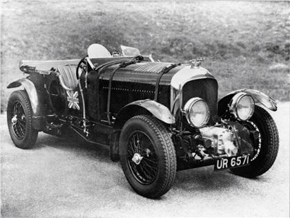 1929 Bentley Blower