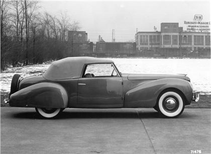 1940 Lincoln Continental Mark I