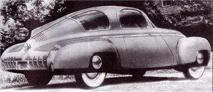 Tucker Torpedo, 1946