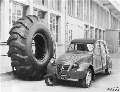 1949 Citroen 2CV
