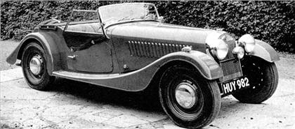 1950 Morgan Plus 4/Plus 8