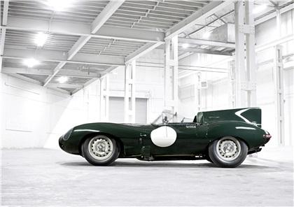 1955 Jaguar D-Type (XK-SS)