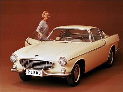 1961 Volvo P1800 (Ghia)