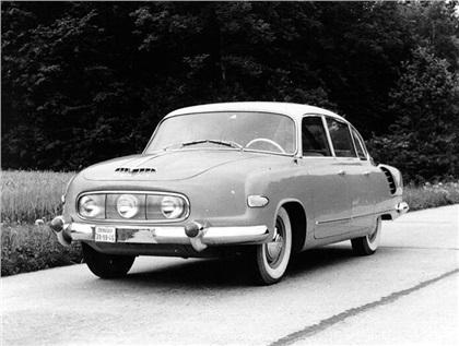 1957 Tatra 603
