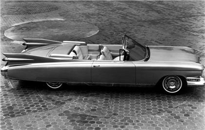 Cadillac Eldorado Biarrtitz Convertible, 1959