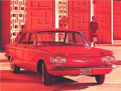 Chevrolet Corvair 700 Sedan, 1960