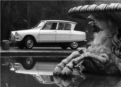 1961 Citroen Ami 6