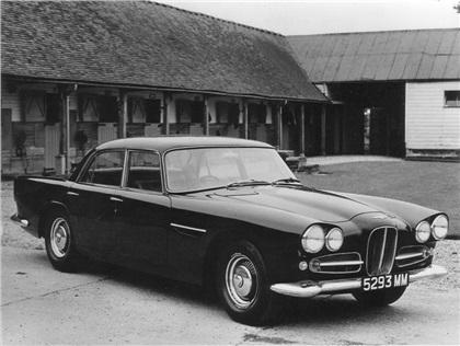 1961 Aston Martin Lagonda Rapide Touring Milestones