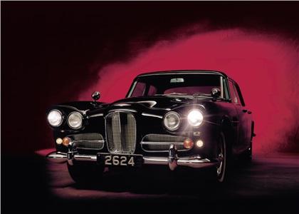 1961 Aston Martin Lagonda Rapide (Touring)
