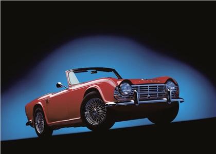 1961 Triumph TR4/5