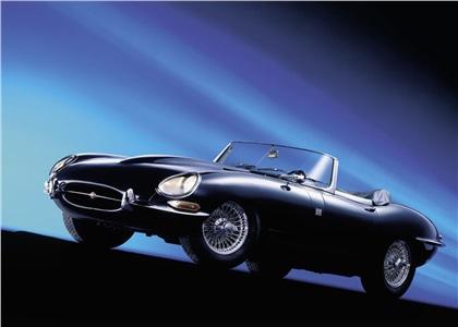1961 Jaguar E-Type (XKE)