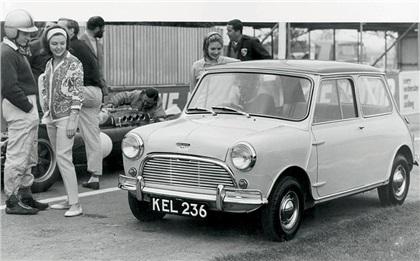 Austin Mini Cooper 1962