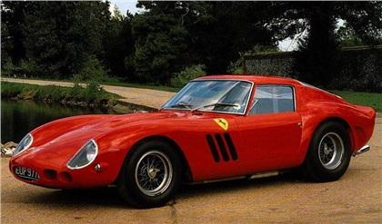 1962 Ferrari 250 GTO at the 2011 Rolex Monterey Motorsports Reunion