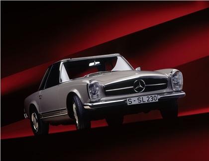 1963 Mercedes-Benz 230SL Pagoda