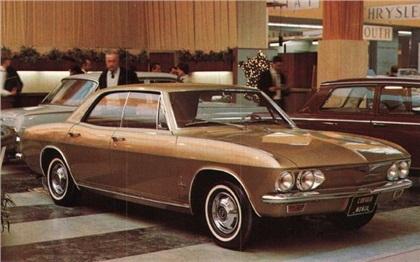 Chevrolet Corvair Monza, 1965