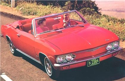 Chevrolet Corvair Monza Spyder, 1965