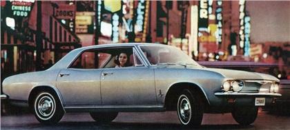 Chevrolet Corvair Sport Sedan, 1965