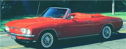 Chevrolet Corvair Monza Spyder, 1966