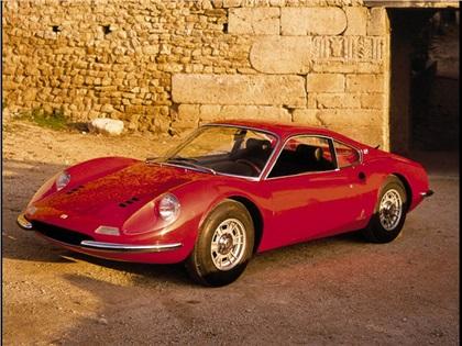 1967 Ferrari Dino 206/246 GT (Pininfarina)