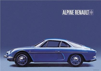 1962 Alpine 110