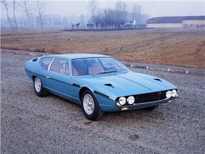 1968 Lamborghini Espada (Bertone)