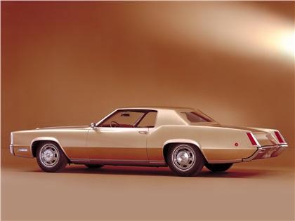 Cadillac Eldorado, 1968