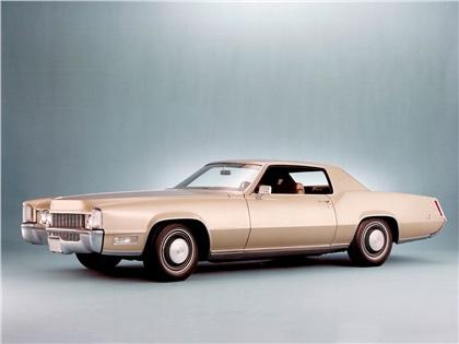 Cadillac Eldorado, 1967