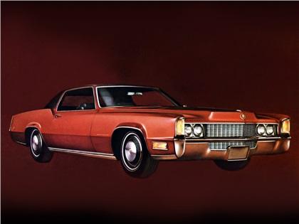 Cadillac Eldorado, 1969