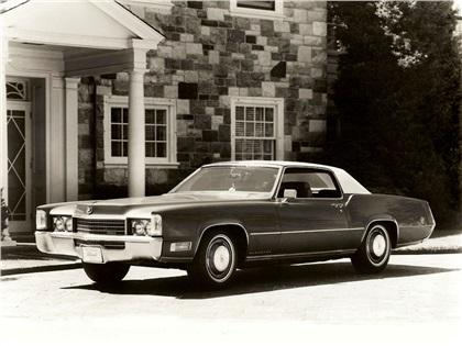 Cadillac Eldorado, 1970