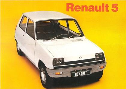 1972 Renault 5