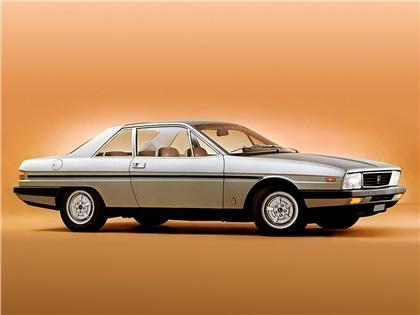 1976 Lancia Gamma Coupe (Pininfarina)