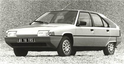 1982 Citroen BX (Bertone)