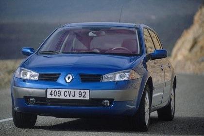 2002 Renault Megane II