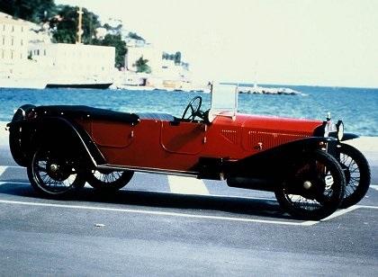1922 Lancia Lambda