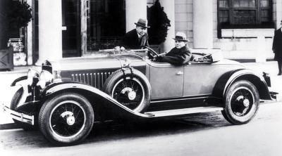 1927 Cadillac La Salle