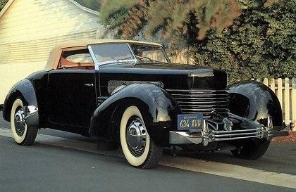 1935 Cord Model 810/812