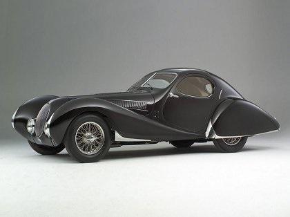 1938 Talbot-Lago T150 (Figoni et Falaschi)