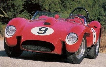 1957 Ferrari 250 Testa Rossa Meilensteine